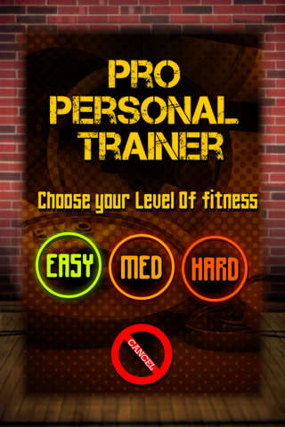 Pro Personal Trainer - An Interactive Health Fitness Workout For All Levels