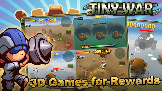 Tiny War™ XD - iPhone Mobile Analytics and App Store Data