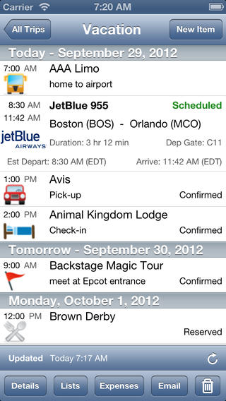 TravelTracker Pro - Live Flight Status Push Alerts
