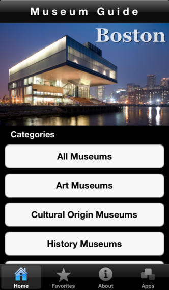 Museum Guide: Boston