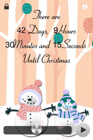 Christmas Countdown - Badge