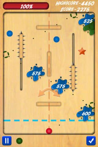 Splat It! Lite iPhone Screenshot 3