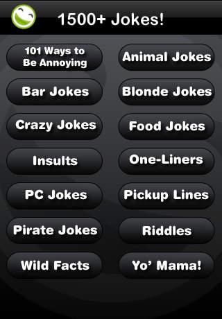 1500+ Jokes