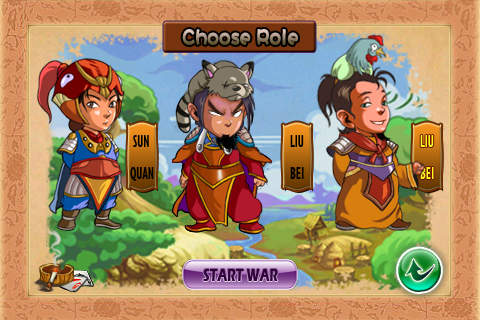 3 Kingdoms Landmaster (dou di zhu) screenshot 4
