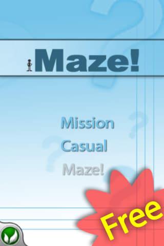 Stickman Maze - FREE