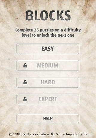Blocks - addictive puzzle game iPhone Screenshot 3