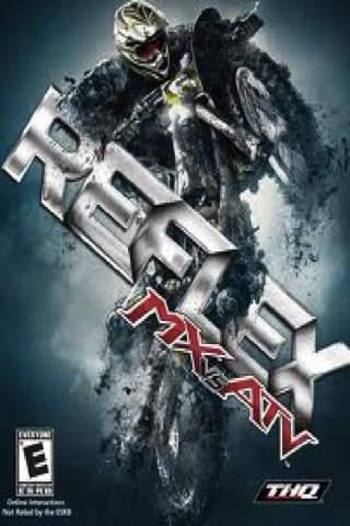 MX vs. ATV Reflex Music App