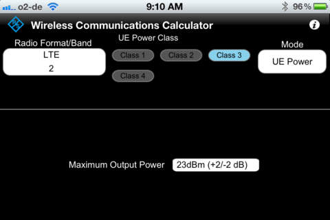 Wireless Communication Calculator