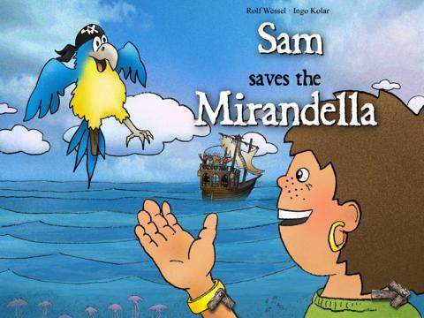 "Little Pirate – ""Saving the Mirandella"""