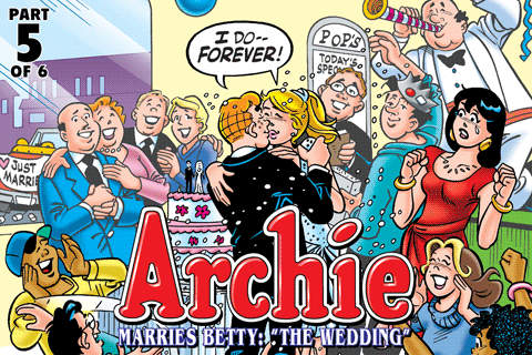 Archie: Will You Marry Me 5