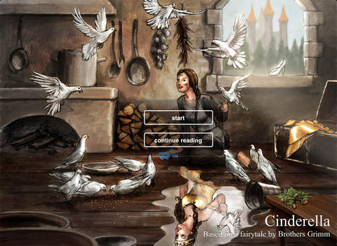Cinderella Bookidu