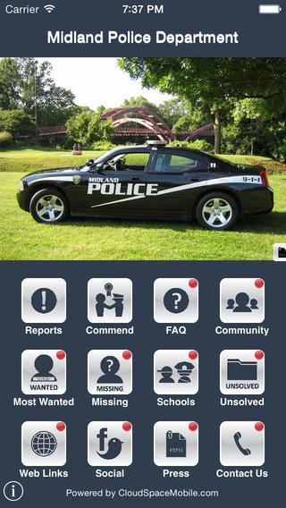 Midland Police Department
