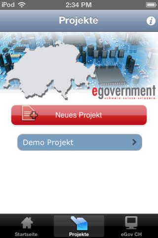 E-Government Schweiz