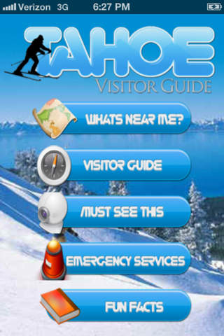 Tahoe Visitor Guide