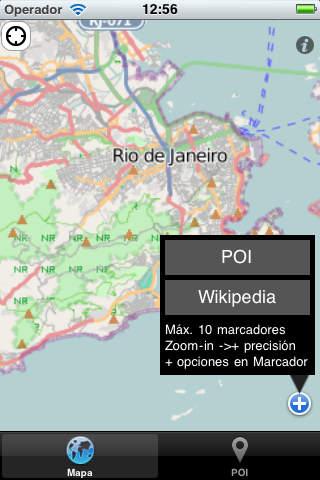 Rio de Janeiro Offline Map