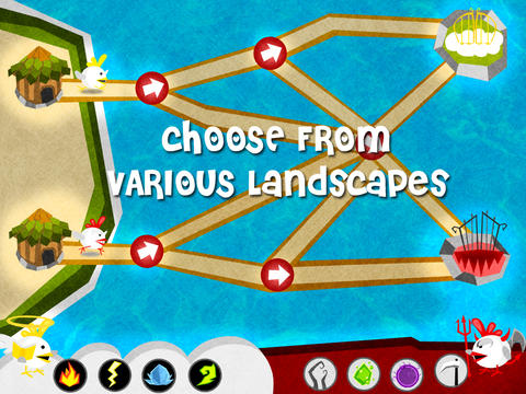 Lost Chicks Multiplayer- The Insanely Popular Multiplayer Game iPad Screenshot 3