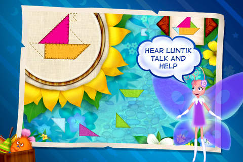 Luntik Colors the World HD