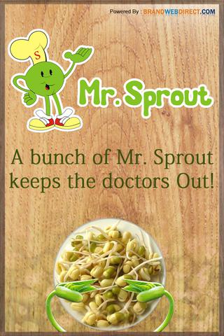 Mr Sprout