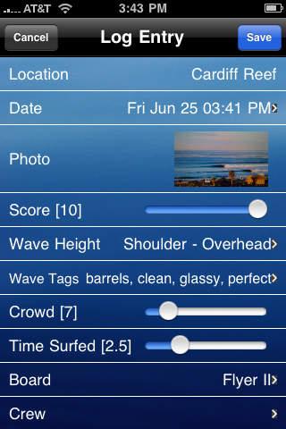 SurfExplorer USA screenshot 2