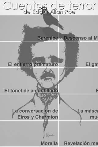 Cuentos de terror, de Edgar Allan Poe