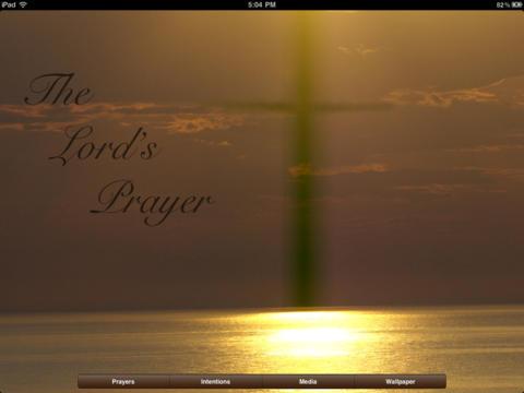 The Lord's Prayer 2 iPad Screenshot 1