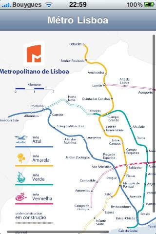 Métro Lisboa