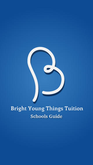 Bright Young Things: School Guide