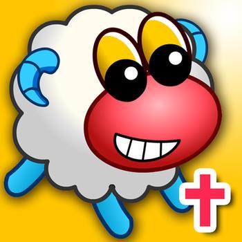 Gospel Sheep Bible Game LOGO-APP點子