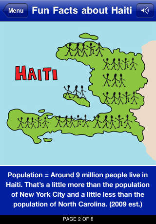 My Haiti: Gabou, A Child's Story LITE