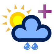 Weather 5 days + for Mac icon