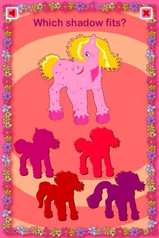 Princess Magicstar - Shadow Game for Kids