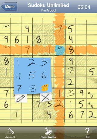 Sudoku Daily screenshot 1