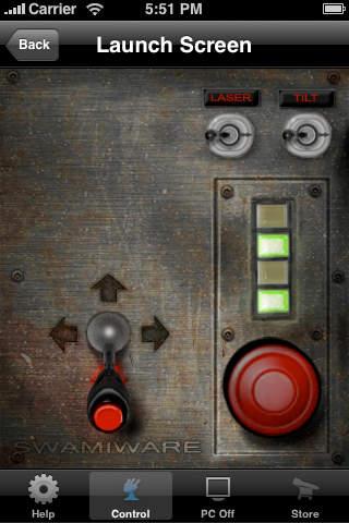Striker II + PC Off