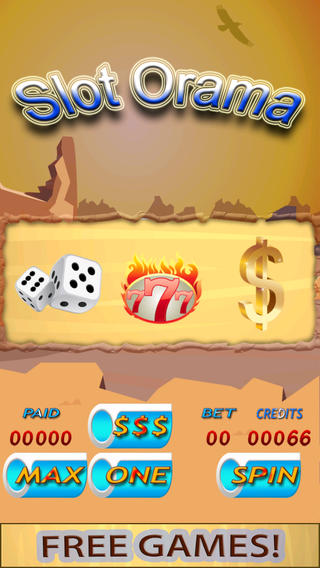 Slot Orama: Texas Royale Pro - Slot Machine with Blackjack and Bonus Spin Best Free Casino Games