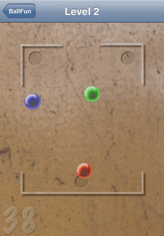 Ball Fun screenshot 1