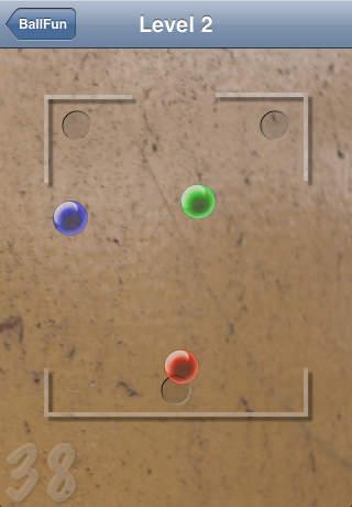 Ball Fun screenshot 1