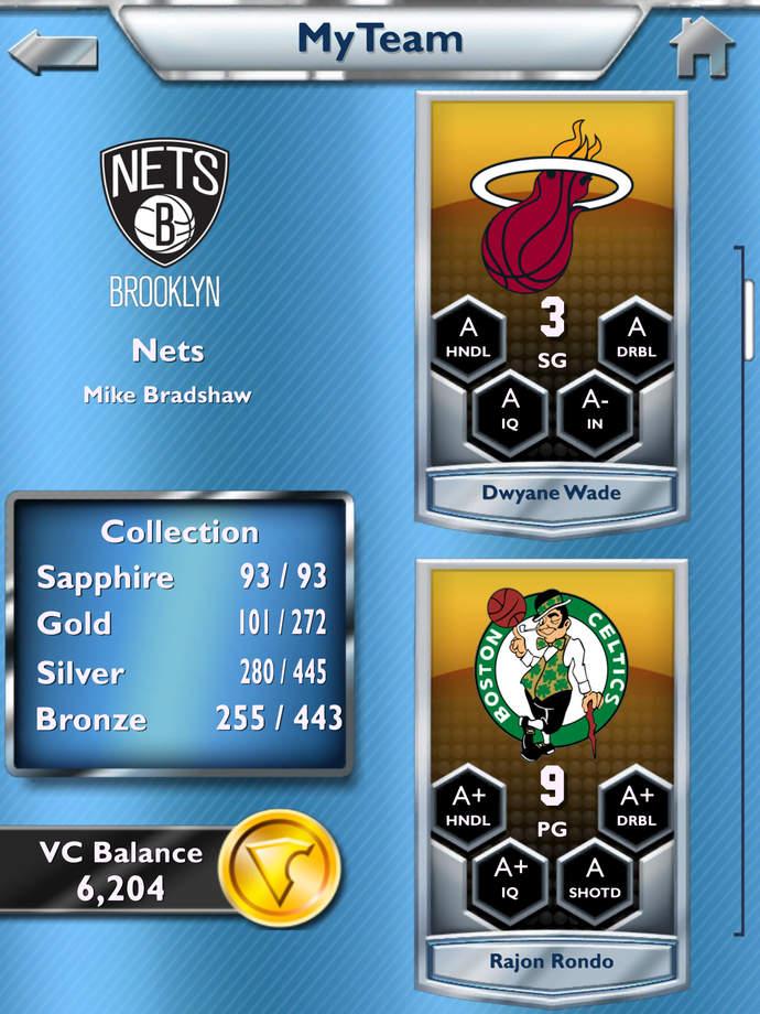 NBA 2K13 Lite - iPhone Mobile Analytics and App Store Data