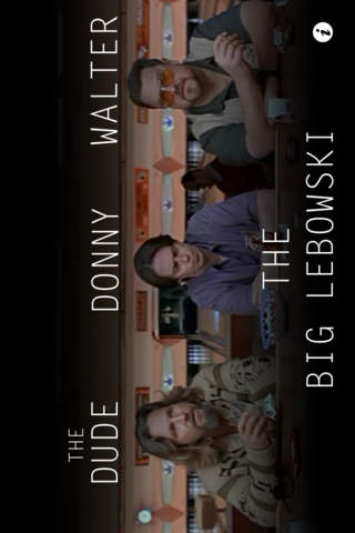 The Big Lebowski Soundboard