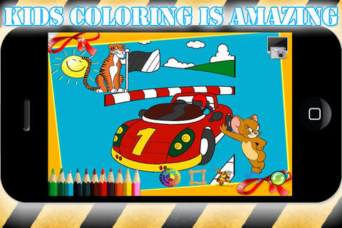 Coloring Kids screenshot 1
