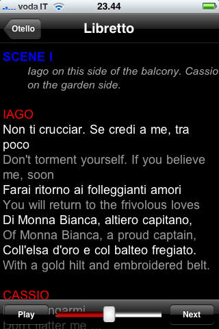 Opera: Otello