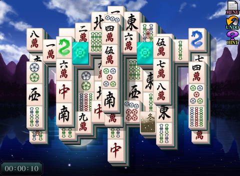 Mahjong Shanghai HD FREE iPad Screenshot 3