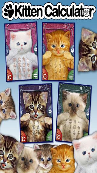 Kitten Calculator Lite