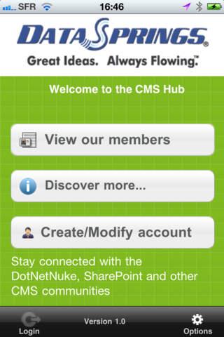 CMS Hub