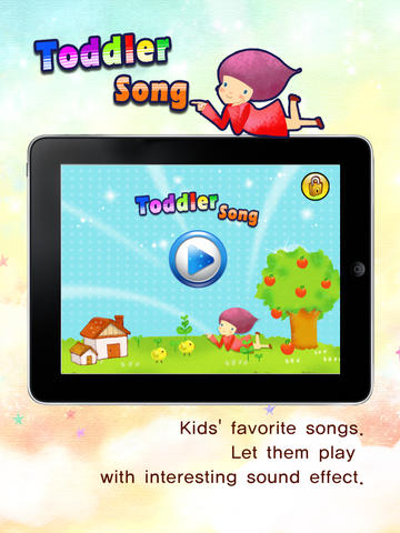 Touch! Toddler Chinese Song Free 教育 App-愛順發玩APP