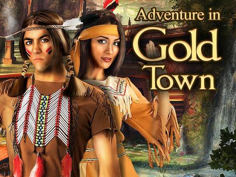 Adventure of Gold Town HD : HIDDEN OBJECTS