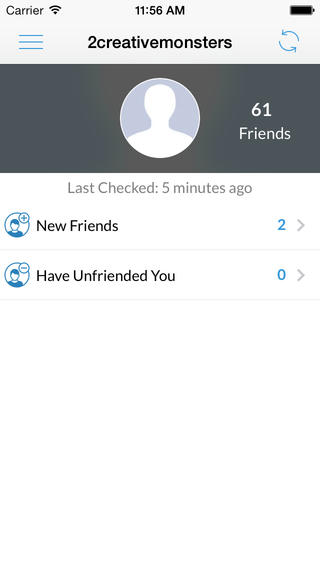 Friends+ For Facebook - Track New Friends and Unfriends