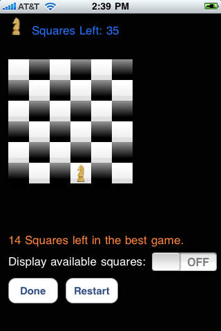 Queen Knight Lite Game iPhone Screenshot 2