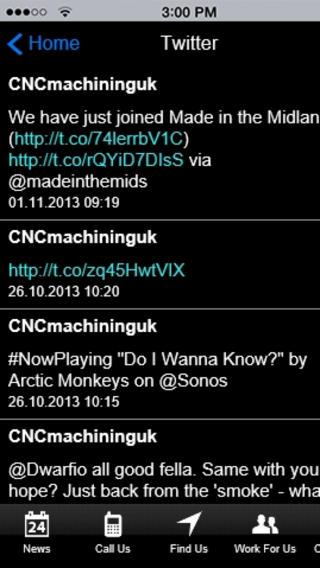 CNC Machining MCS