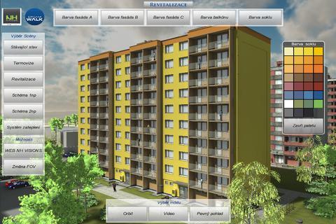 Best Interactive Prefab House Revitalization 3D