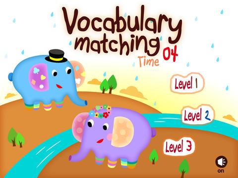 Vocabulary Matching 04